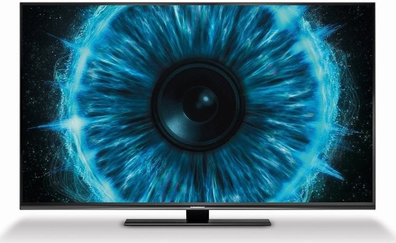 """Grundig Immensa 55GUB9773 – 55"""" UHD WLAN Smart TV + Dual Triple Tuner für 577€"""