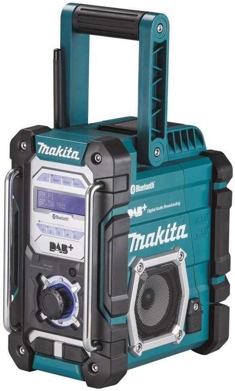 Makita DMR 112 Akku-Baustellenradio (DAB+, Bluetooth) für 114,66€ inkl. Versand (statt 131€)