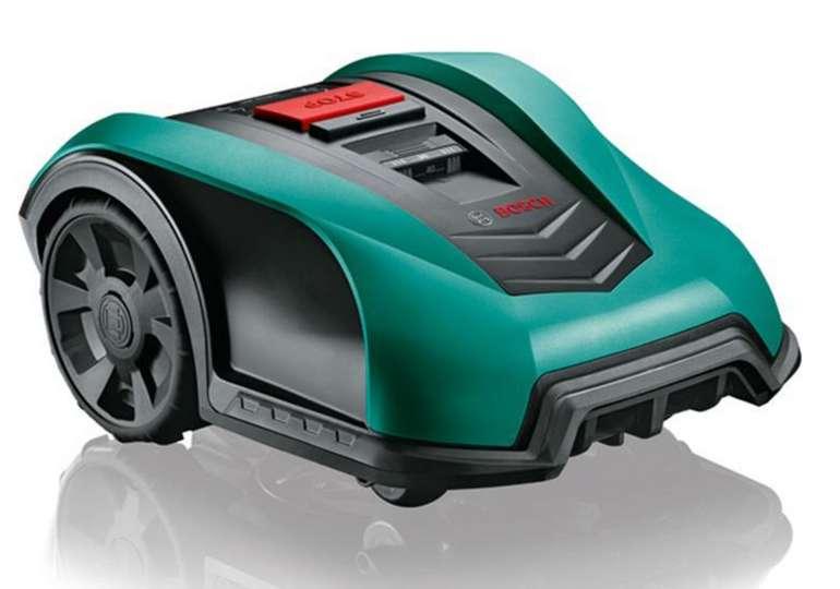 Bosch Mähroboter Indego 350 mit 19cm Schnittbreite für 549€ inkl. Versand (statt 599€)