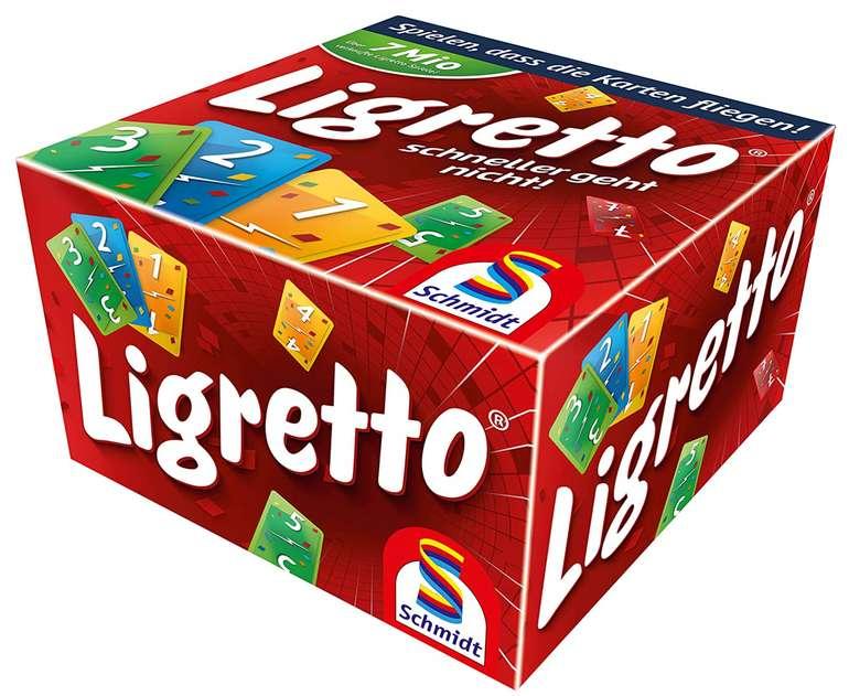 Ligretto rot (01301) für 3,69€ inkl. Prime Versand (statt 10€)