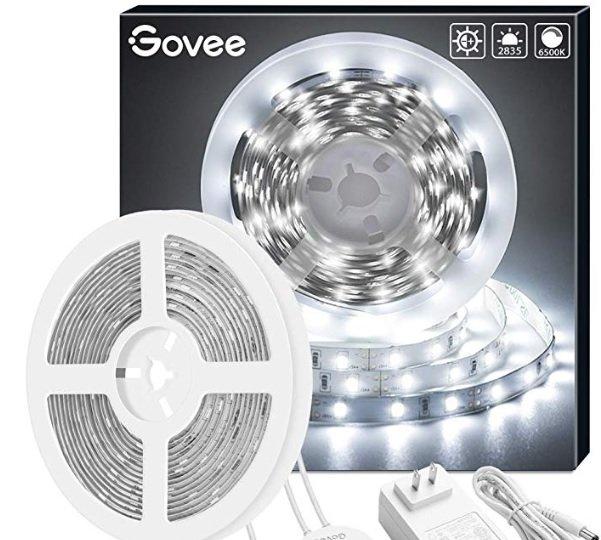 LED Strip Dimmbar, Govee 5m LED Streifen mit Netzteil - für 12,59€ inkl. Versand (statt 18€)