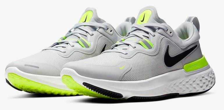 Nike React Miler Herren Sneaker / Laufschuhe für 73,13€ inkl. Versand (statt 106€)