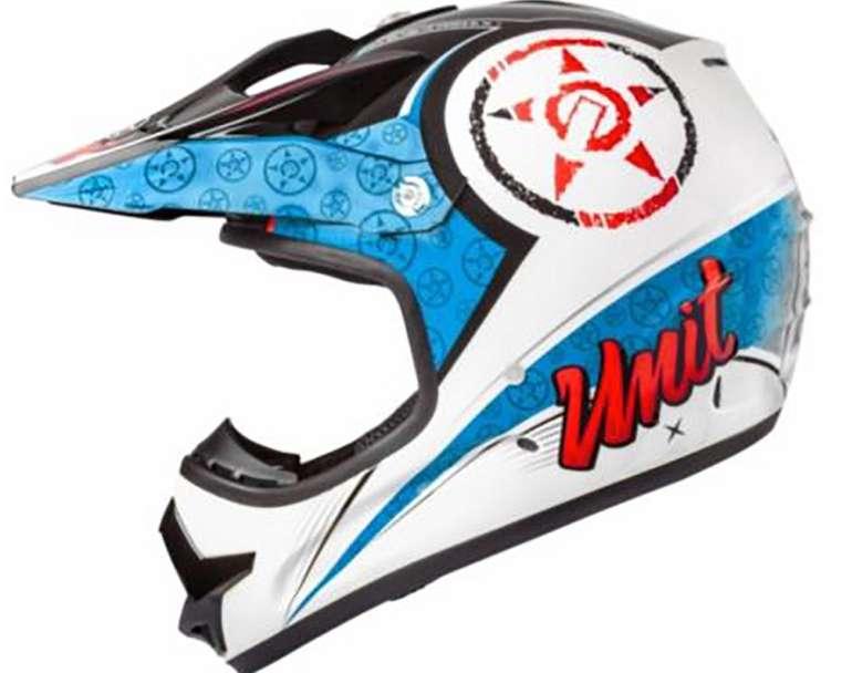"MTB Fahrradhelm ""Fullface Unit X2.6 Linguistic"" in 2 Farben für 40,09€ (statt 99€)"