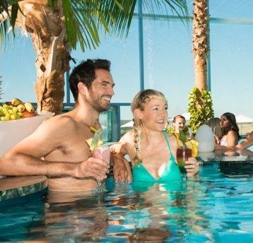 TravelCircus: Wellness-Gutschein für eine Therme nach Wahl inkl. ÜN im Hotel + Frühstück ab 59€ p.P. + 20€ GS