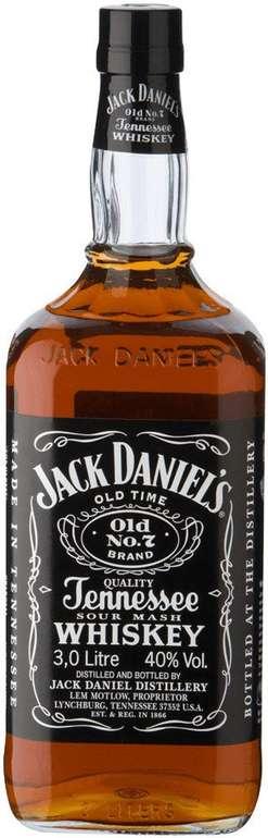 Jack Daniel's Old Nr. 7 Whiskey (3 Liter) für 71,91€ inkl. Versand (statt 87€)