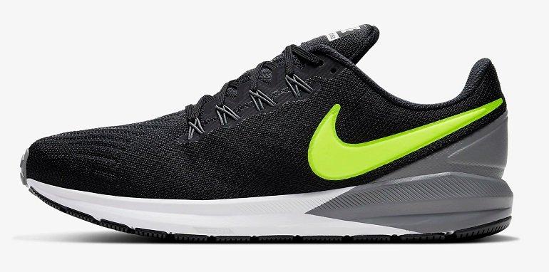 Nike Air Zoom Structure 22 Herren Sneaker für 67,58€ inkl. Versand (statt 78€)