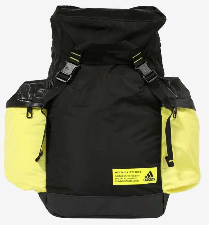 Adidas Performance Sportrucksack in gelb für 14,93€ inkl. Versand (statt 30€)