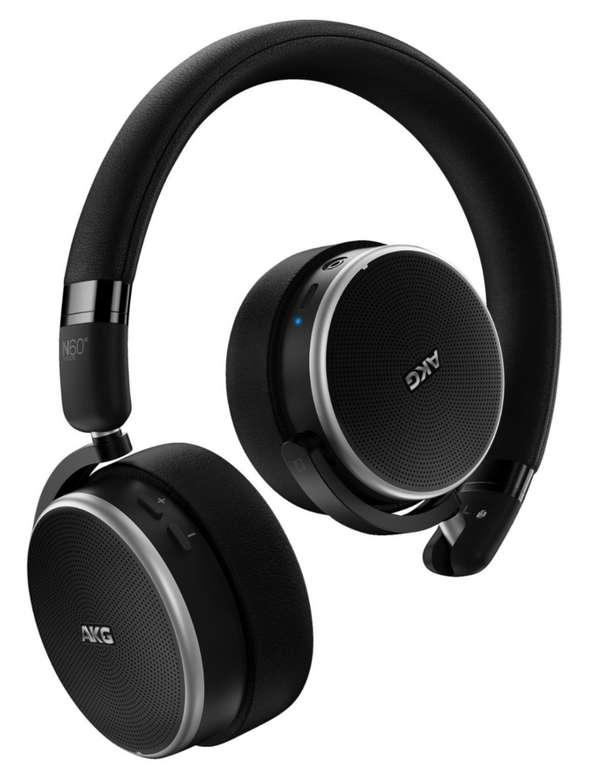 Bestpreis: AKG N60NC Bluetooth-Kopfhörer Wireless für 79,99€inkl. Versand (statt 120€)