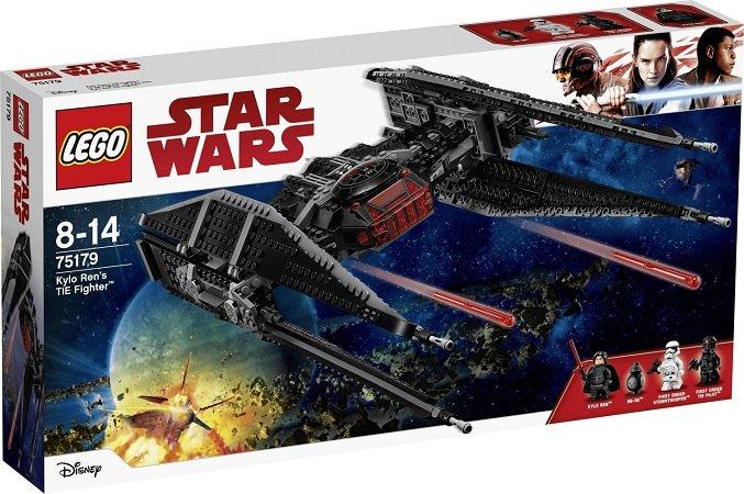 Lego Star Wars Kylo Ren's TIE Fighter (75179) für 57,60€ inkl. Versand (statt 73€)
