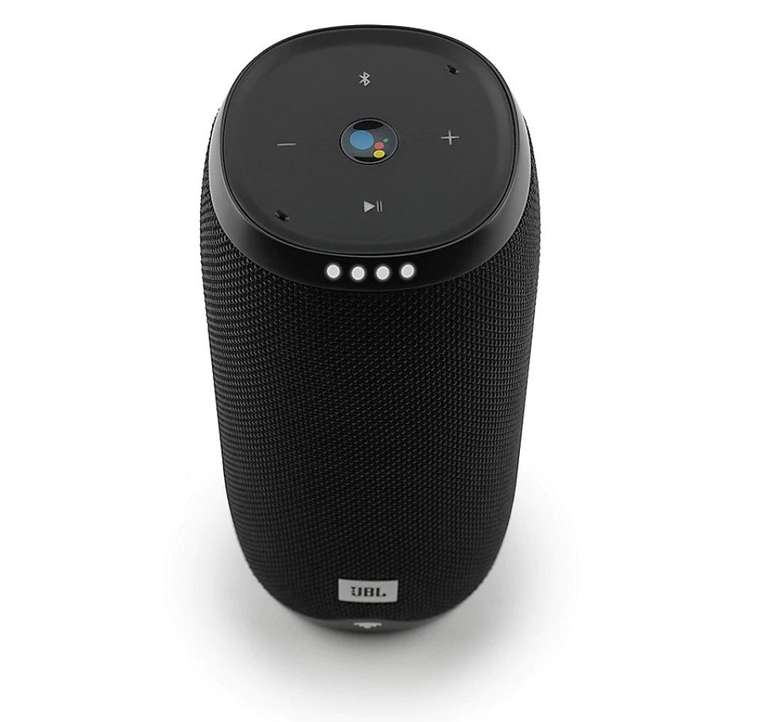 JBL Link 20 Lautsprecher mit integriertem Chromecast für 79,90€ inkl. Versand (statt 120€)