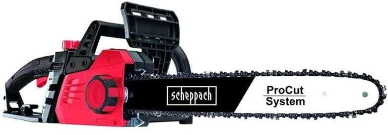 Scheppach Elektro-Kettensäge CSE2600 (2400W, 44cm) für 59€ inkl. Versand (statt 70€)