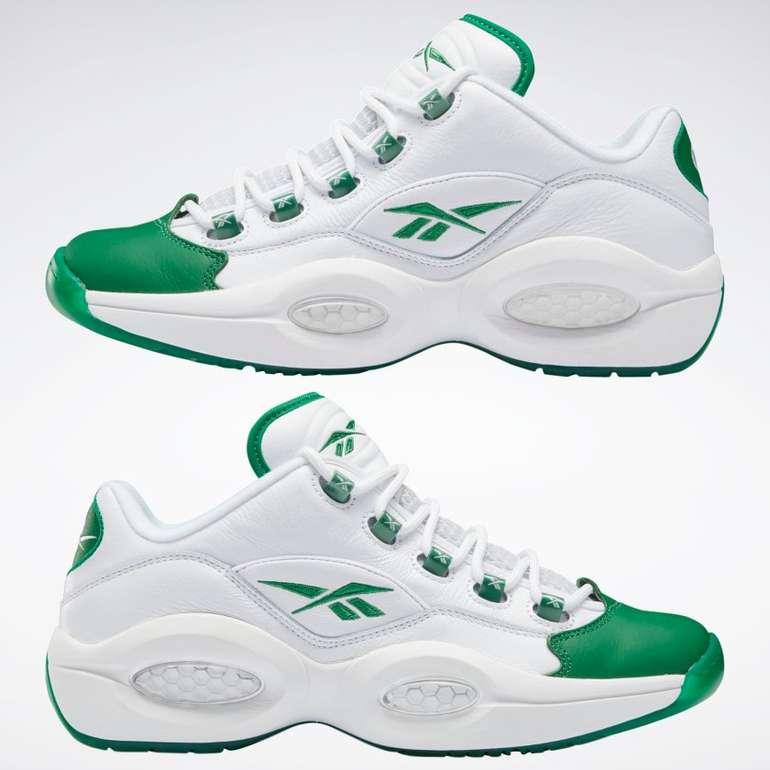 Reebok Question Low Sneaker für 93,92€ inkl. Versand (statt 130€)