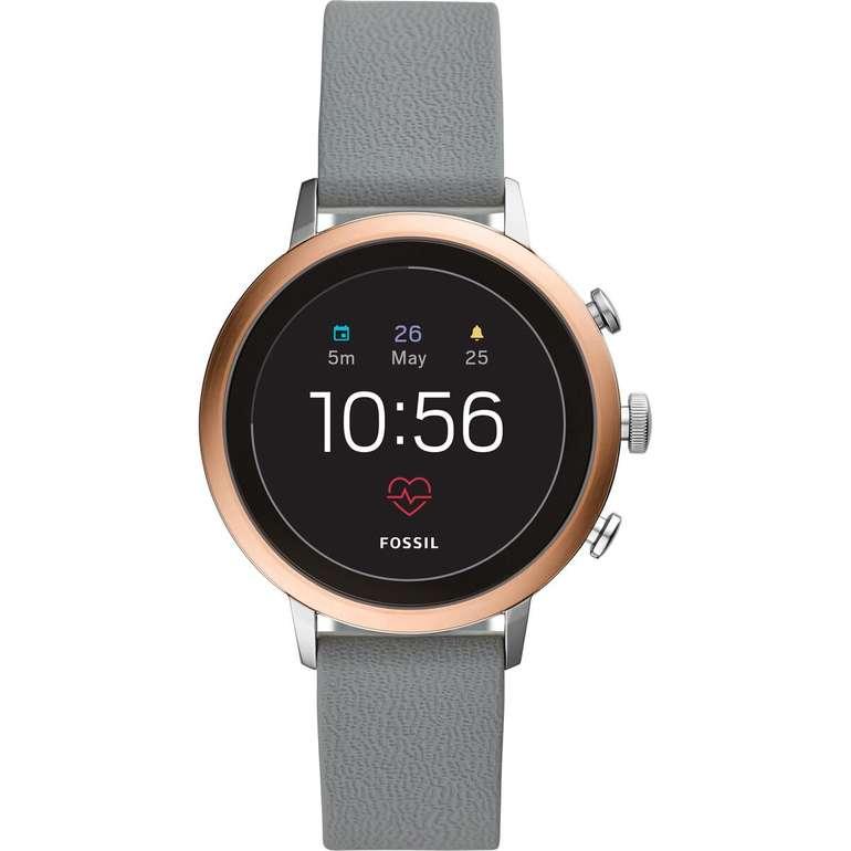 """Fossil Smartwatch Venture HR """"FTW6016"""" für 136,89€ inkl. Versand (statt 208€)"""