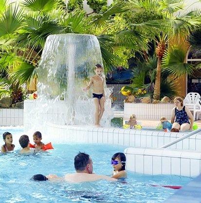 """Tageskarte für das """"Aqua Mundo"""" + Sauna im Center Parcs Park Eifel für 4,80€ (statt 12€)"""