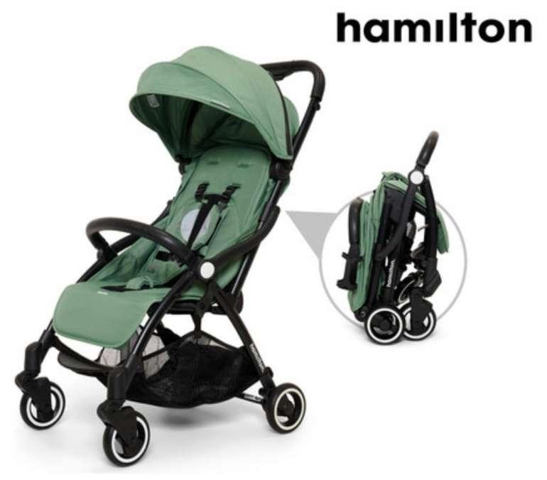 Hamilton One Prime X1 Magic Fold Buggy (automatische Faltung uvm.) für 78,90€ inkl. Versand (statt 139€)