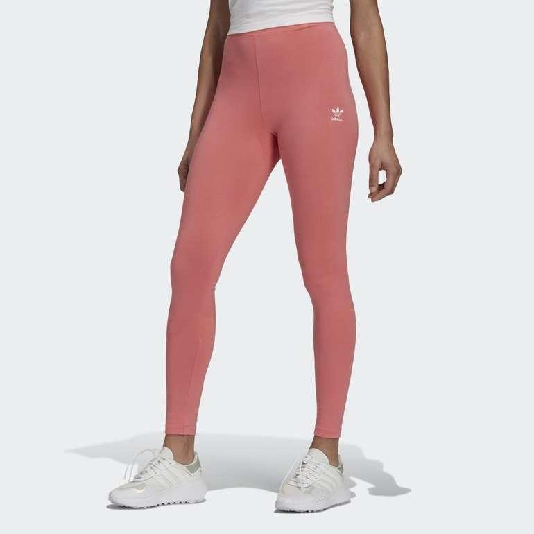 Adidas Loungewear Adicolor Essentials Damen Leggings für 16,80€ inkl. Versand (statt 22€) - Creators Club