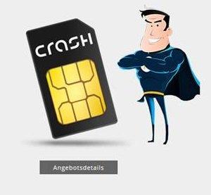 Top! Crash Vodafone Allnet Flat mit 2GB LTE für 10,99€ mtl. + 100€ Gutschrift (Sofortbonus + Rufnummernmitnahme)