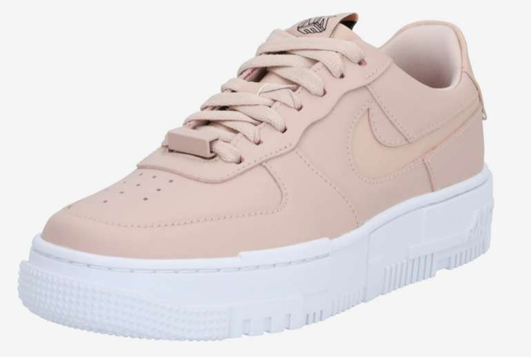 Nike Air Force 1 Pixel in rosa / weiß für 87,20€ inkl. Versand (statt 110€)
