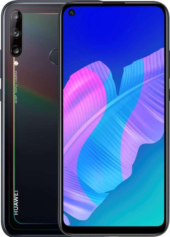 Huawei P40 lite E (0,97€) inkl. o2 Allnet- und SMS-Flat mit 6GB LTE für 9,99€ mtl.