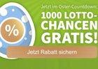 Lottohelden: 1.000 Lotto-Chancen gratis (Wert 6,99 €) bei vollem Lottoschein