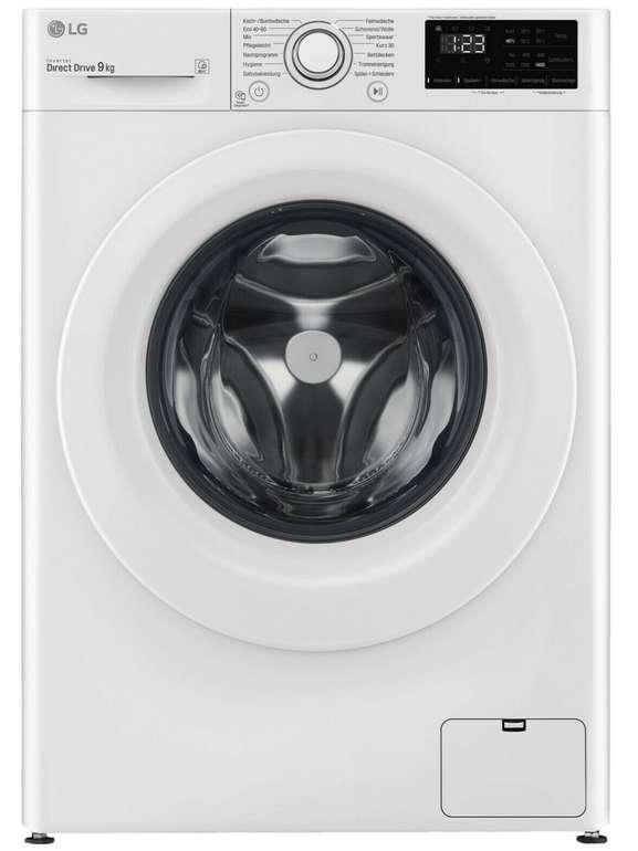 LG F14WM9EN0E Waschmaschine (9 kg, 1360 U/Min., A+++) für 336,90€inkl. Versand (statt 400€) - Newsletter!