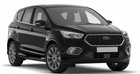 Gewerbe-Leasing: Ford Kuga 1.5 EcoBoost Vignale (150 PS, Automatik) 99,99€ mtl.