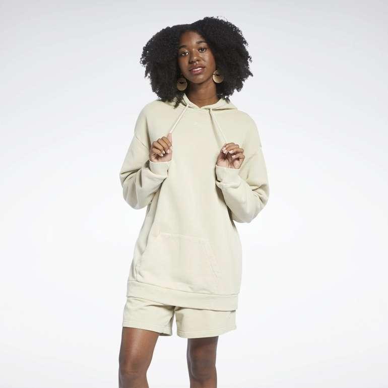 Reebok Classics Natural Dye Oversize Hoodie für 27,30€ inkl. Versand (statt 36€)