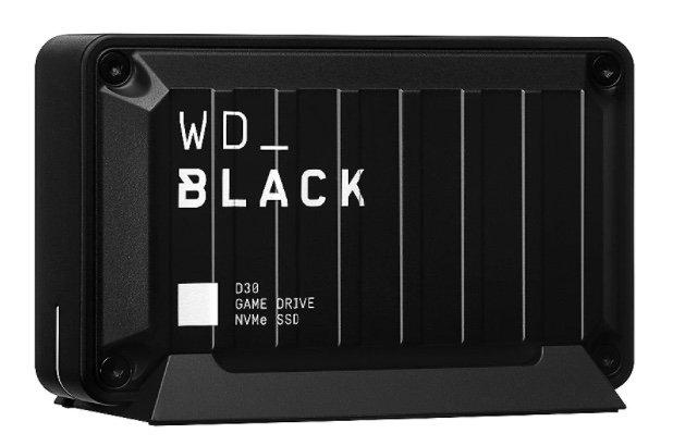 WD Black D30 Game Drive SSD mit 500GB Speicher (USB 3.2 Type-C) für 69,90€ inkl. Versand (statt 89€)