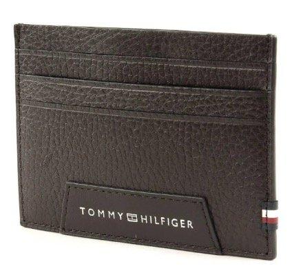 Tommy Hilfiger Geldbörse Downtown CC Holder in dunkelbraun für 27,30€ (statt 34€)