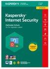 Kaspersky Internet Security 2018 Upgrade DL-Version (1 User - 1 Jahr) für 14,80€