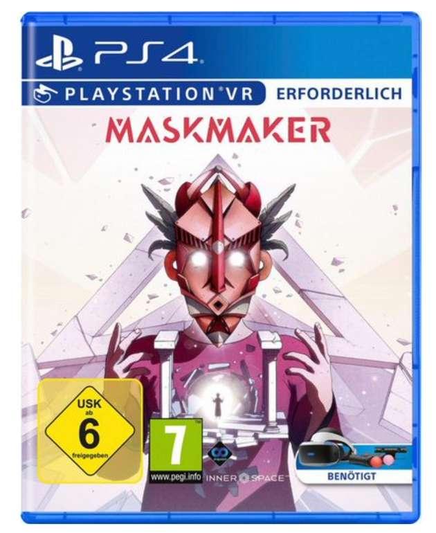Mask Maker (PS VR) PlayStation 4 für 15,45€ inkl. Versand (statt 18€)