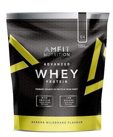 2kg Amfit Nutrition Advanced Whey Protein Banane für 12€ (mit Amazon Assistant)