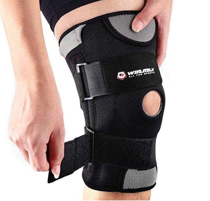 Winline Kniebandage bzw. verstellbare Knieorthese für Damen und Herren nur 9,89€ (Prime)