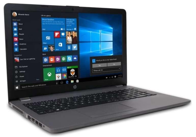 "HP 255 G6 ""3GJ25ES"" Notebook (15,6"", 8GB RAM, 256GB SSD) für 289,99€"