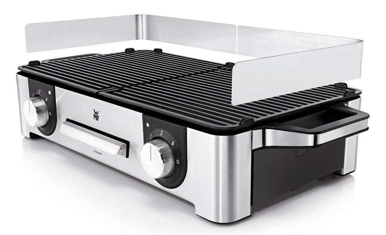 WMF Lono Master-Grill mit spülmaschinenfesten Grillplatten für 118,90€ inkl. Versand (statt 144€)