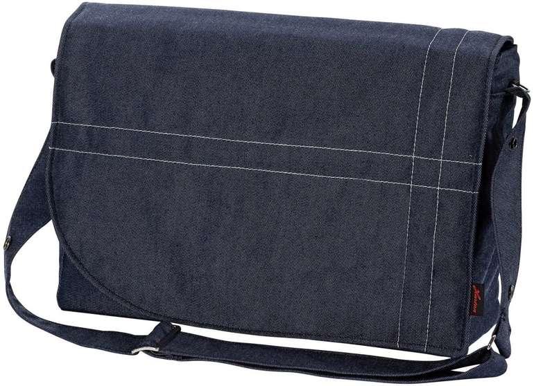 Hartan Wickeltasche City Bag in blue denim für 64,88€ inkl. Versand (statt 90€)