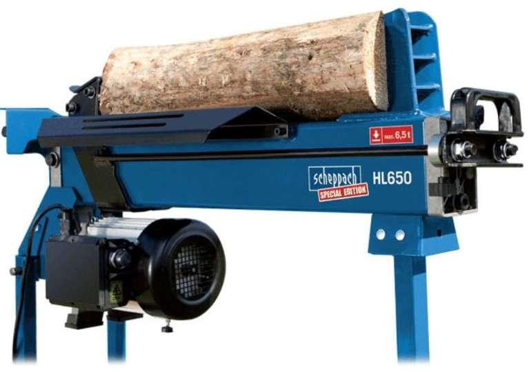 Scheppach Holzspalter HL650 inkl. Untergestell für 224,10€ inkl. Versand