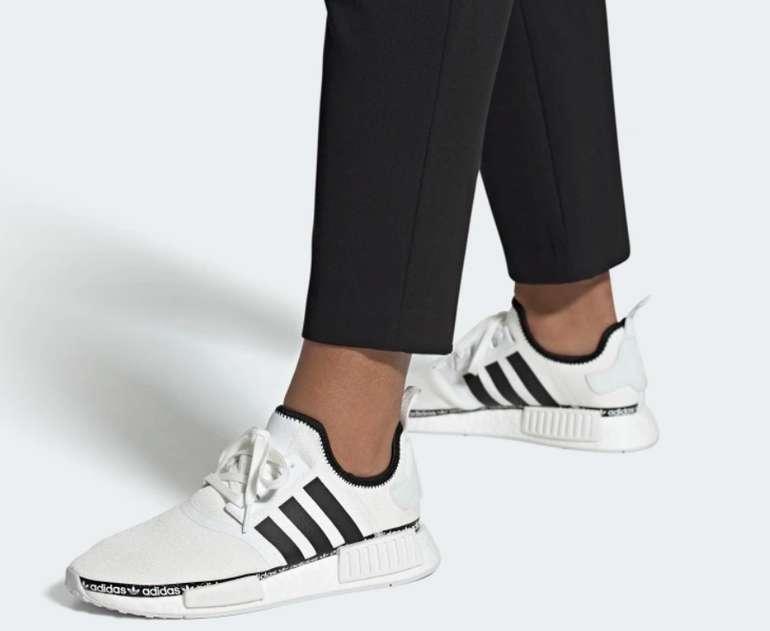 """adidas NMD_R1 Sneaker im """"Cloud White/Black"""" Design für nur 89,57€ inkl. Versand (statt 132€) - Größe 36-38!"""