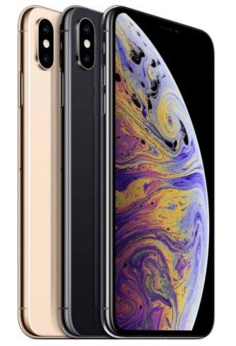Apple iPhone Xs Max in 3 Farben mit 64GB Speicher für 499,90€ (statt 550€) - B-Ware!