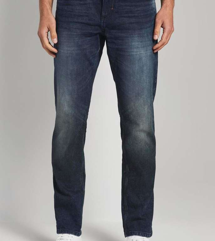 Tom Tailor Sale mit bis -50% Rabatt + 24% Extra - z.B. Josh Regular Slim Herren Jeans für 31,829€ (statt 60€)