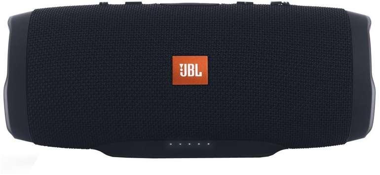 JBL Charge 3 Bluetooth Lautsprecher in schwarz für 84,59€ inkl. Versand (statt 99€)