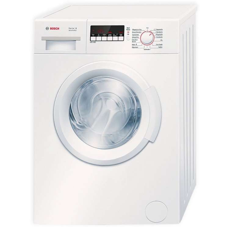 Bosch WAB28270 - 6kg Waschmaschine mit 1400 U/min. ab 299,99€ (statt 382€)