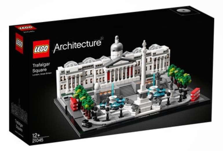 Lego Architecture - Trafalgar Square (21045) ab 39,99€ (statt 53€)
