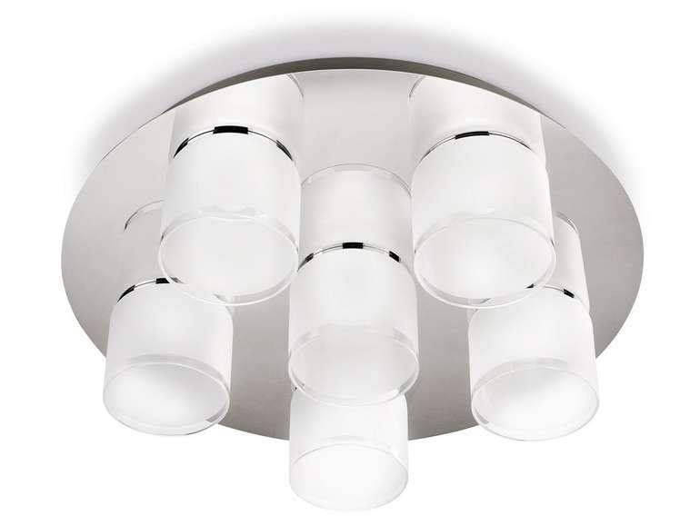 """Philips """"Byzantin"""" LED-Deckenleuchte (6x 5 W) für 55,90€ inkl. Versand (statt 138€)"""