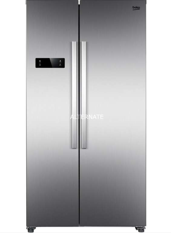Beko GNO4321XP Side-by-Side Kühlschrank mit NoFrost für 448,99€ inkl. Versand (statt 655€)