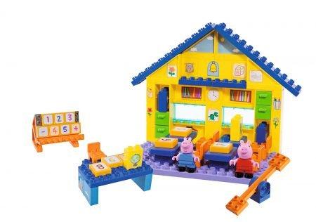 PlayBig Bloxx Baustein-Set Peppa Pig School für 19,99€ inkl. VSK (statt 29€)