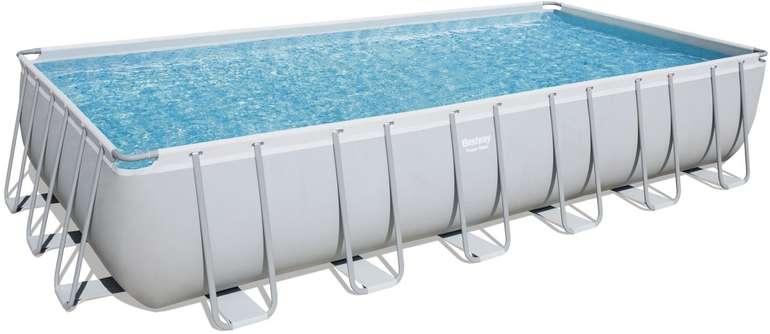 Bestway Pool Komplett-Set 732 x 366 x 132 cm mit Sandfilteranlage für 969,84€ inkl. Versand (statt 1.400€)