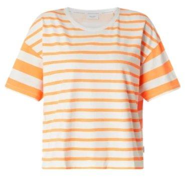 Marc O'Polo Denim Shirt mit Streifenmuster für 23,99€ inkl. Versand (statt 29€)