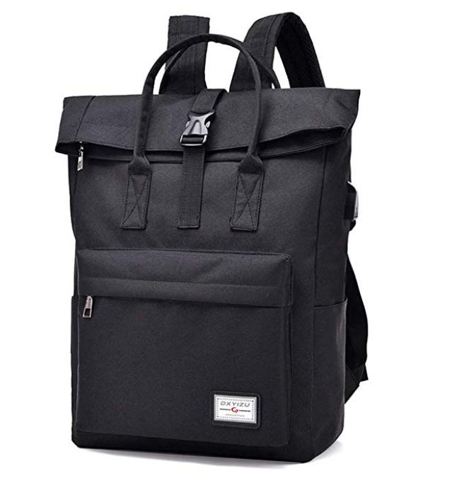 Lixada Laptop Rucksack mit Diebstahlsicherung und USB-Anschluss für 16,49€