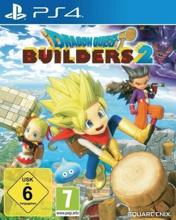 Dragon Quest Builders 2 (PS4) für 7,74€ inkl. Versand (statt 12€)